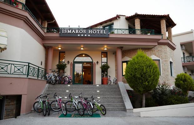 фотографии отеля Ismaros Hotel изображение №19