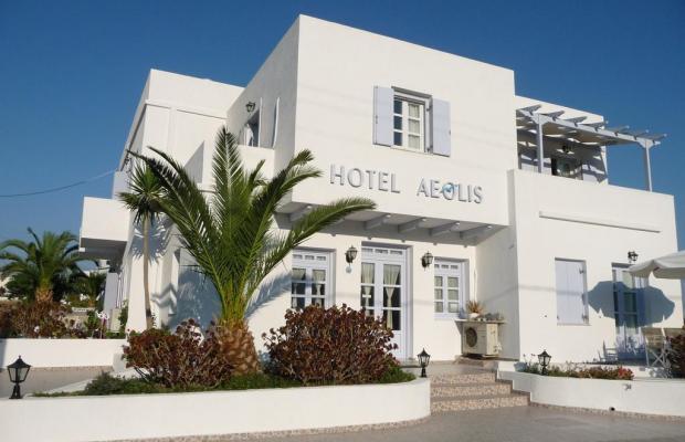 фотографии отеля Aeolis Hotel  изображение №15