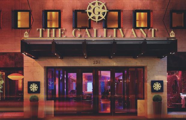 фото отеля The Gallivant Times Square (ex. Best Western President; TRYP by Wyndham New York Times Square) изображение №25