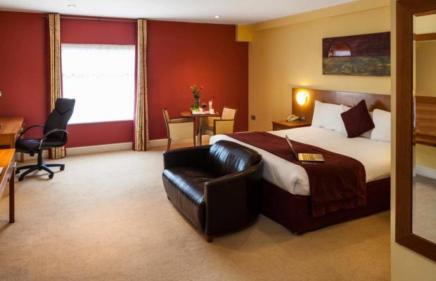 фотографии отеля Central Hotel Tullamore изображение №31