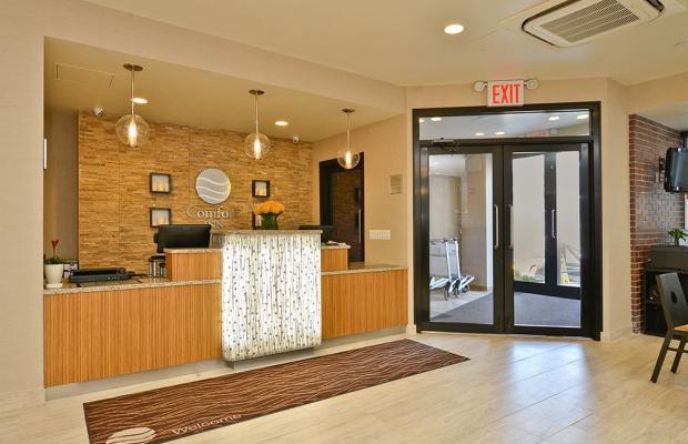 фото отеля Comfort Inn Midtown West изображение №37