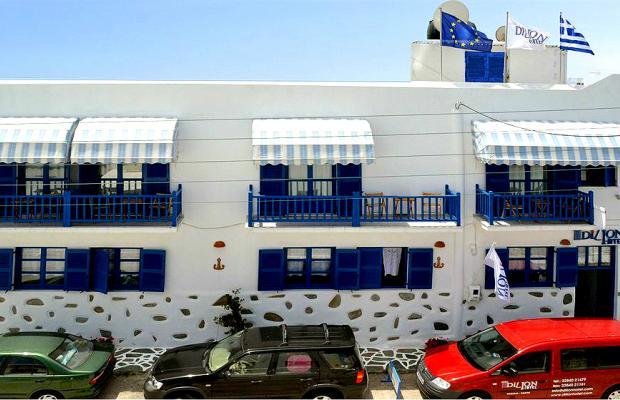 фото отеля Dilion Hotel изображение №1