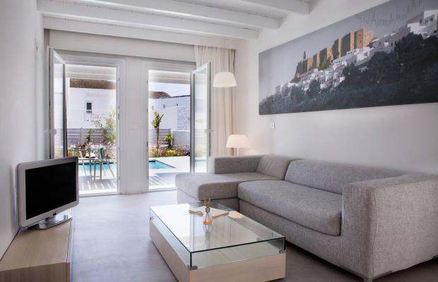 фото отеля Patmos Aktis Suites and Spa Hotel изображение №69