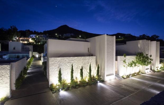 фотографии отеля Patmos Aktis Suites and Spa Hotel изображение №3