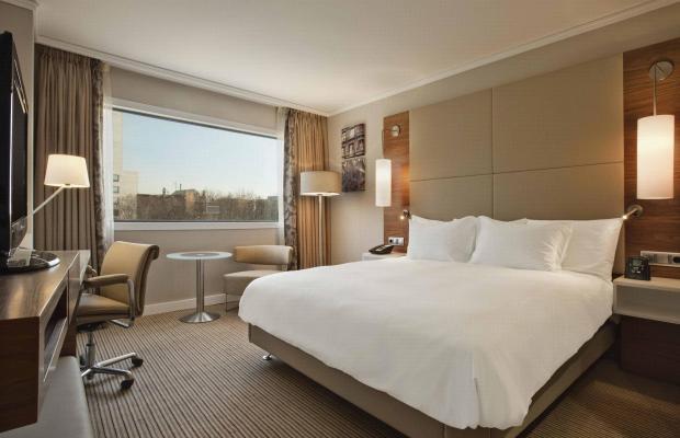 фотографии отеля Hilton Barcelona изображение №27