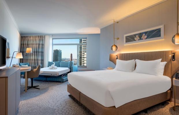 фотографии отеля Hilton Diagonal Mar Barcelona изображение №75