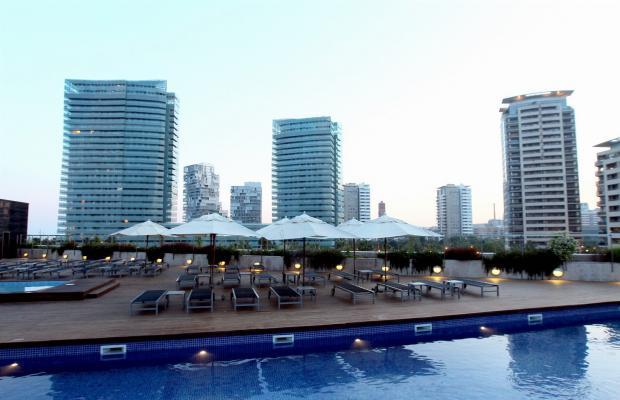 фото отеля Hilton Diagonal Mar Barcelona изображение №65