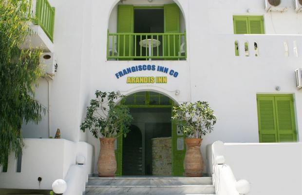 фото отеля Siren Paros (ex. Frangiscos Inn) изображение №21