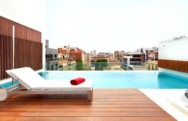фото отеля Condes De Barcelona Hotel изображение №1