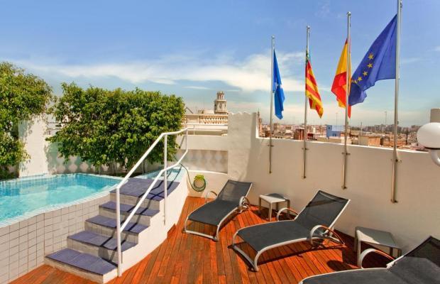 фотографии отеля Melia Plaza Valencia изображение №15