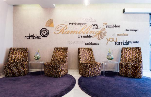 фотографии отеля Eurostars Ramblas изображение №7