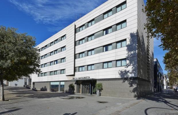 фото отеля NH Barcelona La Maquinista изображение №1