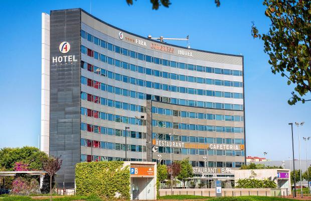 фото отеля Hotel Fira Congress Barcelona (ex. Prestige Congress) изображение №29