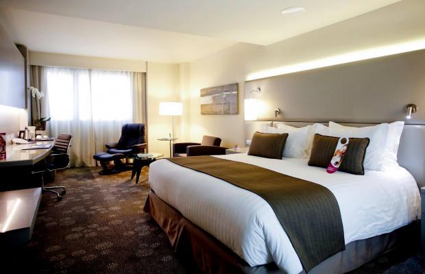 фотографии отеля Crowne Plaza Barcelona - Fira Center Hotel изображение №3