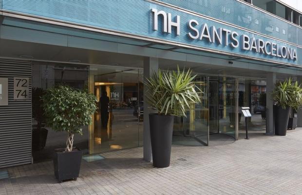 фото отеля NH Sants Barcelona (ex. NH Numancia) изображение №1