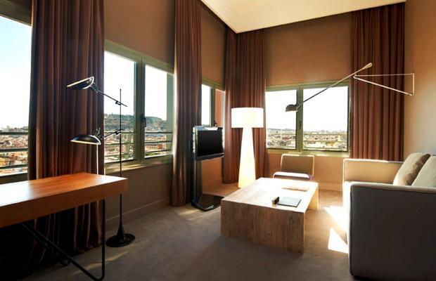 фото отеля Le Meridien Barcelona изображение №13