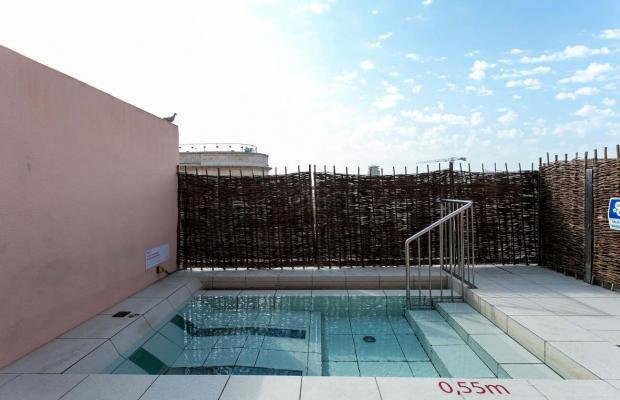 фото отеля Le Meridien Barcelona изображение №5