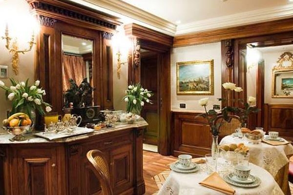 фотографии отеля San Marco Luxury Bellevue Luxury Rooms изображение №3