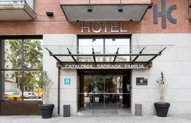 фотографии отеля Catalonia Sagrada Familia (ex. Catalonia Aragon) изображение №15