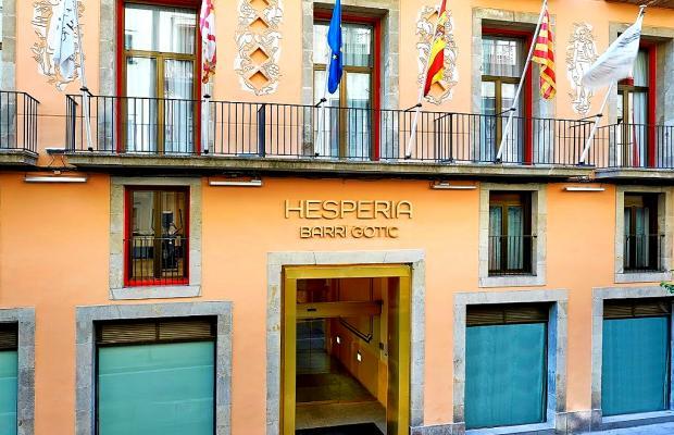 фото отеля Hesperia Barri Gotic (ex. Hesperia Metropol) изображение №1