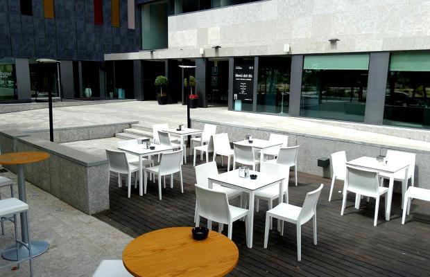 фотографии отеля Hotel Blu изображение №19