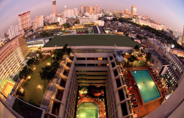 фотографии отеля Asia Hotel Bangkok изображение №15