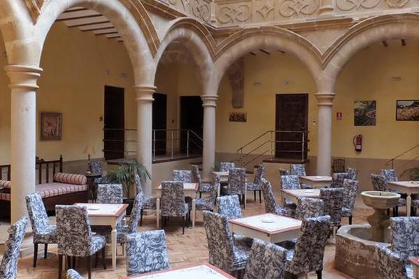 фото отеля Palacio de los Salcedo изображение №13