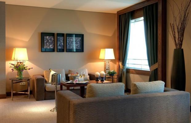 фотографии отеля Eurostars Suites Mirasierra (ex. Sheraton Madrid Mirasierra Hotel & Spa) изображение №39