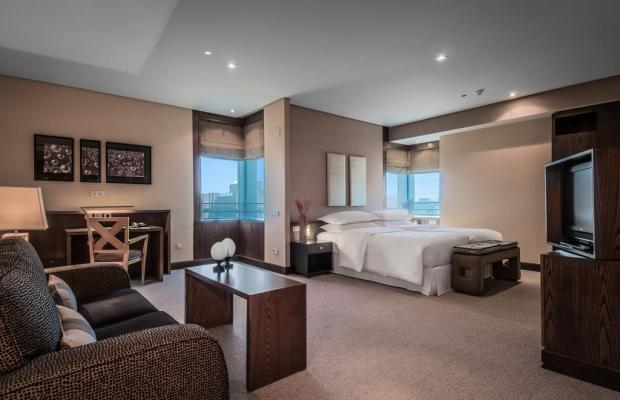 фотографии Eurostars Suites Mirasierra (ex. Sheraton Madrid Mirasierra Hotel & Spa) изображение №36