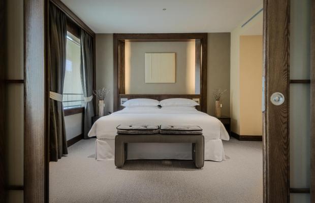 фотографии Eurostars Suites Mirasierra (ex. Sheraton Madrid Mirasierra Hotel & Spa) изображение №32