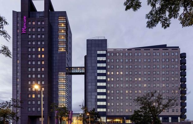фотографии Mercure Hotel Amsterdam City изображение №36