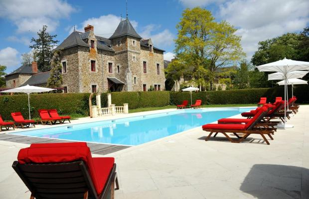 фото отеля Domaine De La Bretesche изображение №1