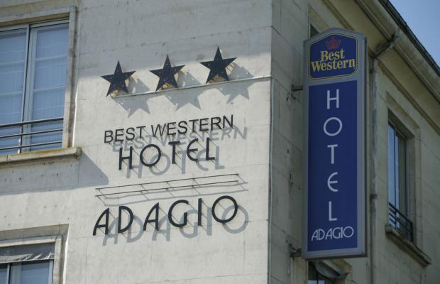 фотографии отеля Best Western Adagio изображение №3