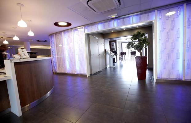 фото отеля Campanile Bordeaux Centre – Gare Saint-Jean изображение №29