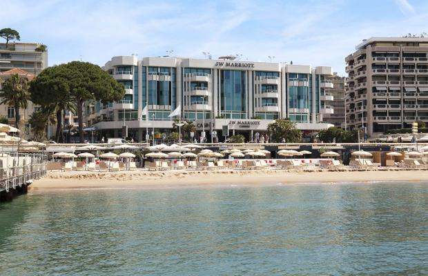 фото JW Marriott Cannes (ех. Palais Stephanie by Sofitel) изображение №50