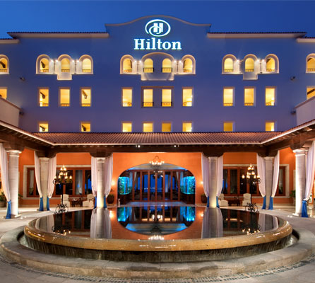 фотографии Hilton Los Cabos Beach & Golf Resort изображение №12