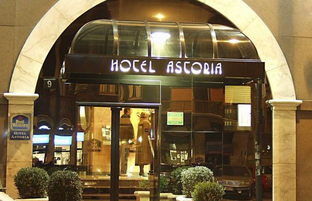 фото отеля Best Western Hotel Astoria изображение №1