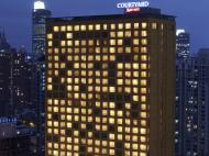 Hotel Courtyard by Marriott Shanghai Puxi, 4*
