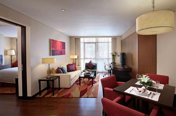 фотографии отеля Marriott Executive Apartments Sathorn Vista изображение №11