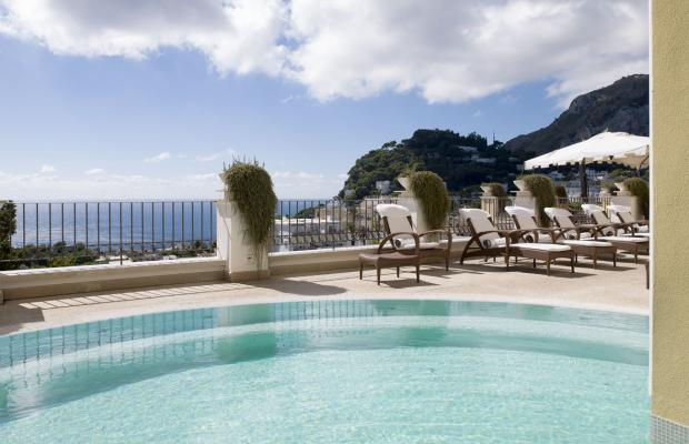 фото отеля Capri Tiberio Palace (ex. Jw Marriott Capri Tiberio Palace Resort Spa) изображение №1