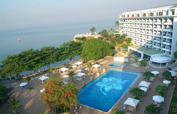 фото Dusit Thani Pattaya (ex.Dusit Resort) изображение №54