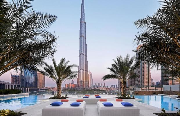 фото Sofitel Dubai Downtown изображение №82