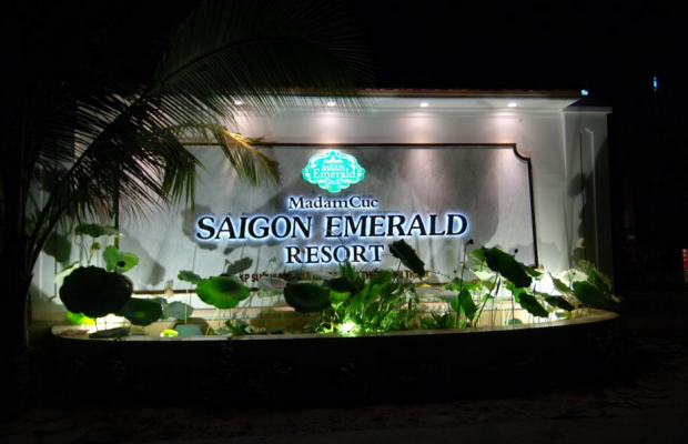 фото MaDam Cuc - Saigon Emerald Resort изображение №14