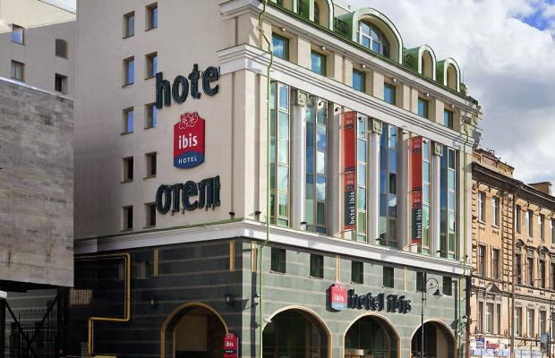 фото отеля Hotel ibis Saint Petersburg Centre изображение №1