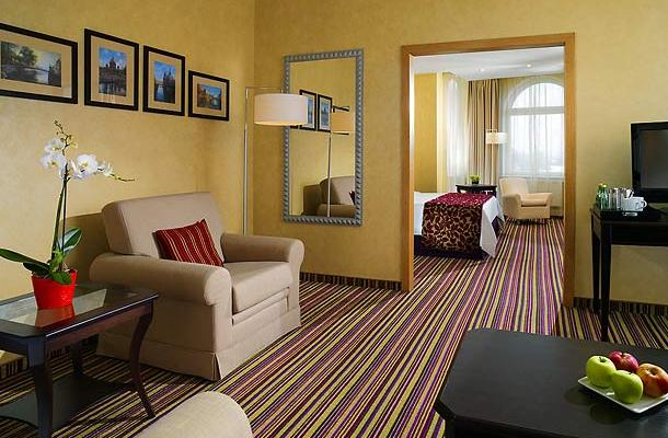 фотографии отеля Courtyard by Marriott St.Petersburg Vasilievsky изображение №27