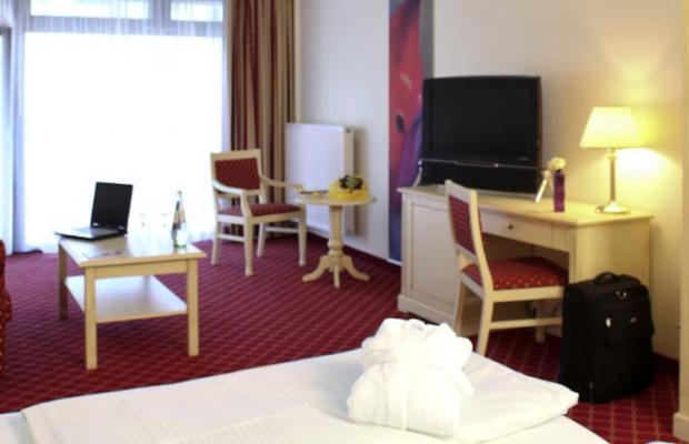 фотографии Mercure Hotel Chateau Berlin am Kurfurstendamm изображение №16