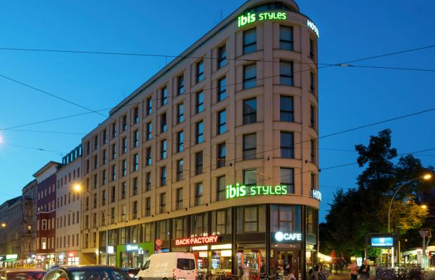 фото ibis Styles Hotel Berlin Mitte (ex. All Seasons Berlin Mitte) изображение №30