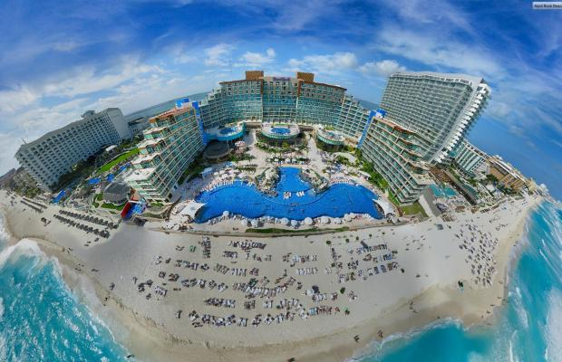 фото отеля Hard Rock Cancun (ex. Cancun Palace Resort) изображение №1