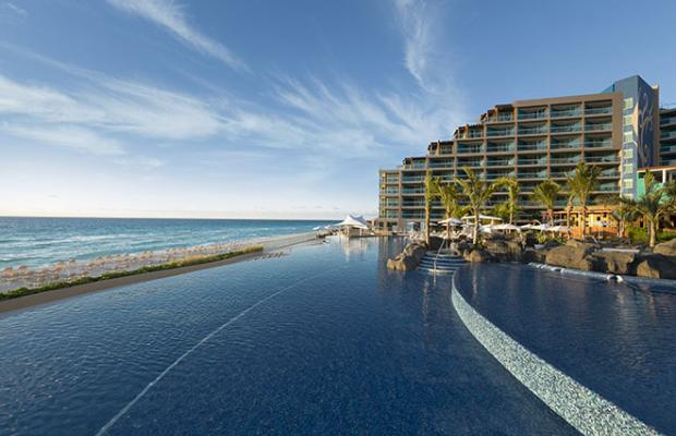 фото Hard Rock Cancun (ex. Cancun Palace Resort) изображение №38