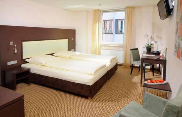 фотографии отеля Leonardo Hotel Munchen City Center изображение №7
